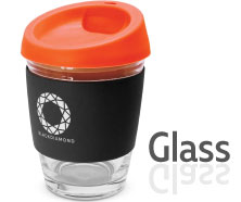 Glass Reusable Cups